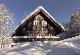 Luxusní zimní dovolená v srdci Krkonoš