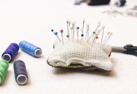 Průmyslové šicí stroje lze zakoupit již pod 10000 Kč!