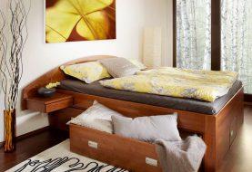 Objevte pohodlí a krásu kontinentální postele