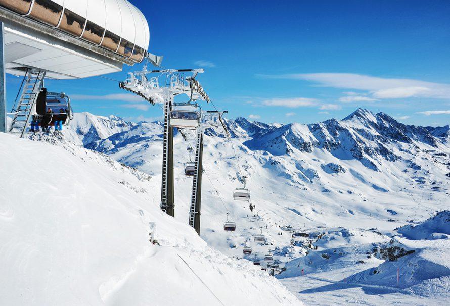 Kam vyrazit na lyžařskou dovolenou? Jedině do Rakouska