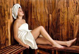 Relaxujte v sauně a vířivce. Zvedne vám to náladu a posílí organismus