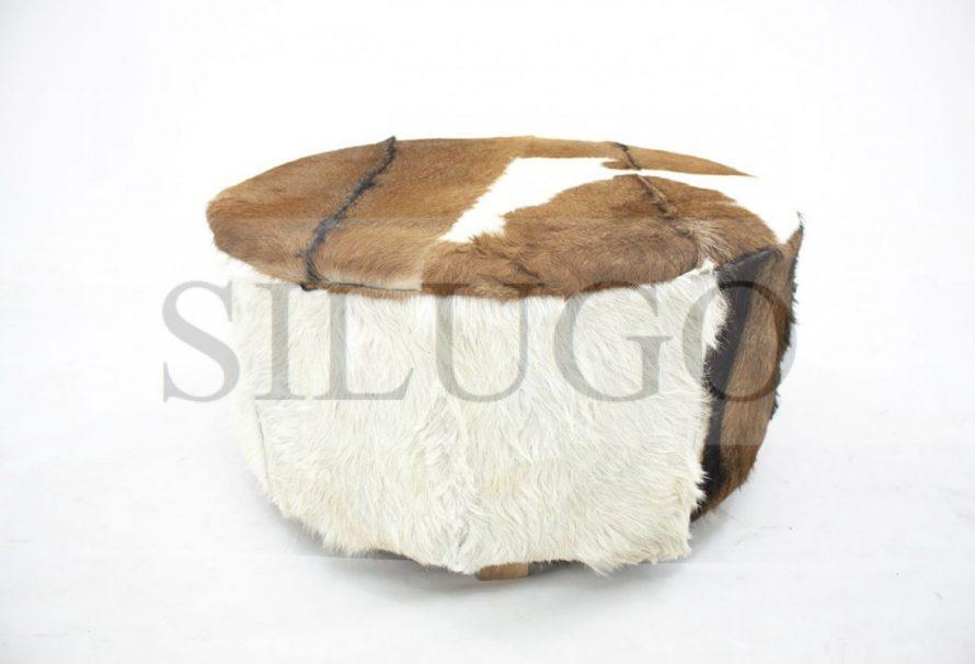 Silugo.cz nabízí nově i nábytek potažený jemnou kozí kůží