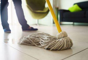 Objevila jsem luxus vúklidu. Nano nátěr, impregnace dlažby, lité a mramorové podlahy. Čištění Praha 5