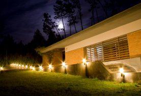 Venkovní osvětlení domu a na zahradu