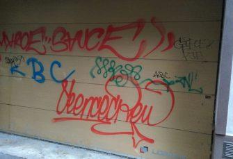 Graffiti není nesmrtelné, naše ochrana proti němu ale ano