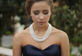 Luxusní dárky pro ženy – perly