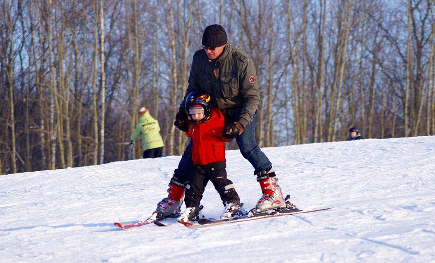 Ski&Bike Špičák – plný provoz a zpevněné sjezdovky