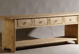 Dřevěný nábytek je nestárnoucí klasika, jak vybrat ten pravý?