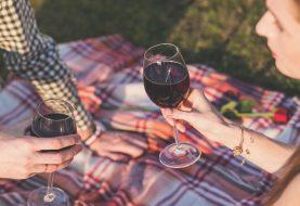 Sklenice vína pro zdraví
