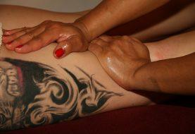 Erotická masáž ruce nepotřebuje, vystačí si i jinak