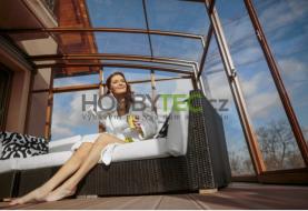 Zastřešení terasy rychle, elegantně a moderně