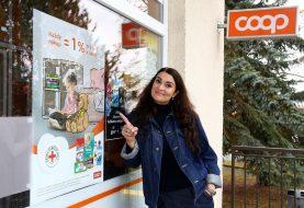 Mahulena Bočanová na pomoc dětem