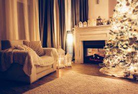 Zútulněte si na Vánoce interiér ve třech krocích