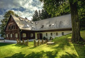 Objevte krásy Kryštofova údolí v prvním českém penzionu s čistě rostlinnou stravou