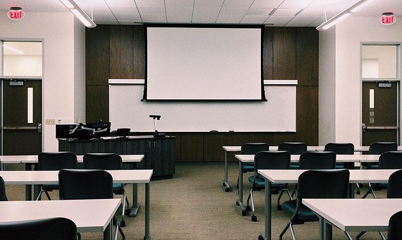 Jaké vybavení by ve škole určitě nemělo chybět?