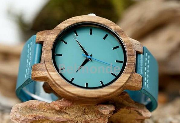 Dřevěné hodinky? Takový módní doplněk vám budou všichni závidět