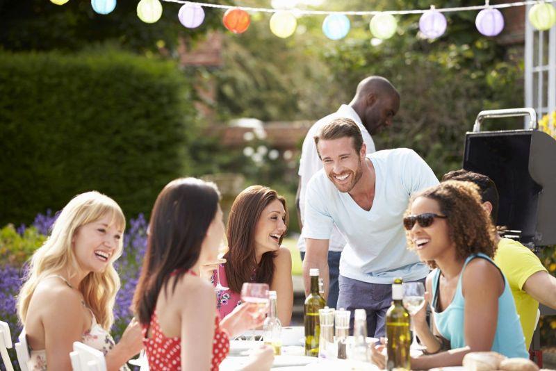 Přichystejte perfektní zahradní párty!
