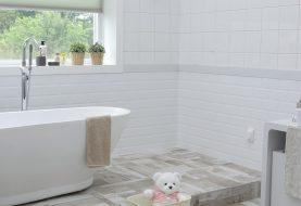 Jak vyvolat dojem velké a prostorné koupelny
