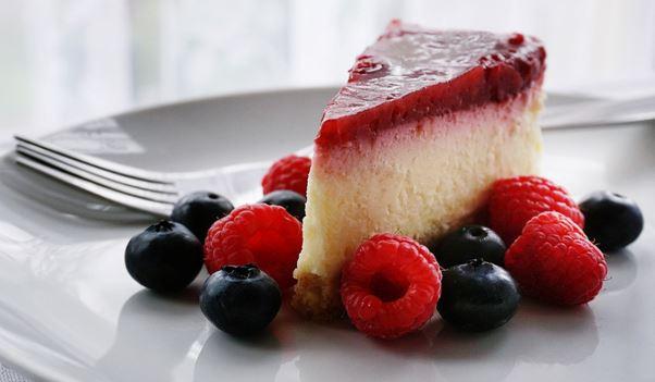 Letní dezert za pár minut: Cheesecake do skleničky
