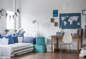 Zařizujete pokoj pro školáka? Zkombinujte stylové s užitečným a vytvořte mu dokonalé útočiště!