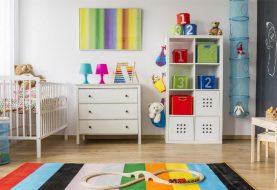 Na co dbát při zařizování dětského pokoje?