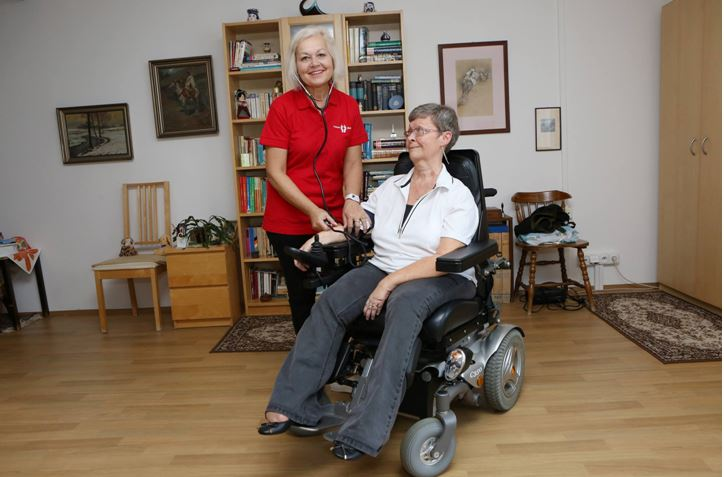 Výhody domácí zdravotní péče