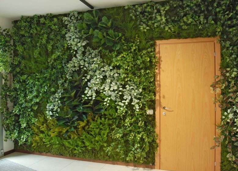 Zelené stěny oživí každý prostor a dodají mu šmrnc