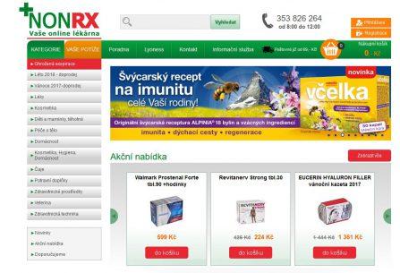Online lékárna pomáhá rodičům, motoristům i chovatelům zvířat