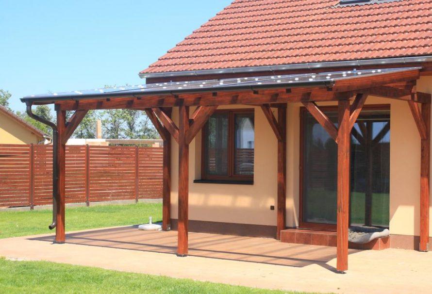 Rady jak doplnit prostor kolem zahradního domku