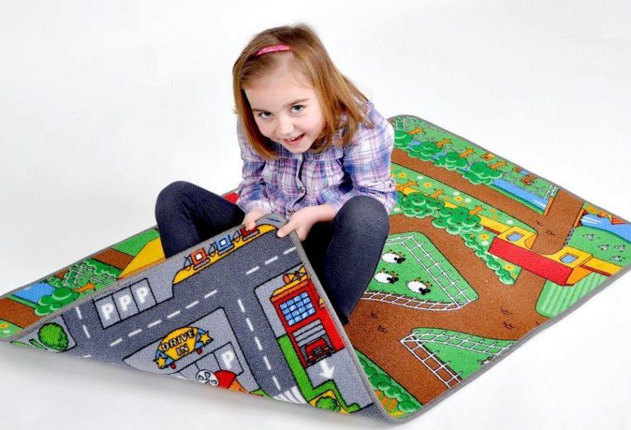 Potřebujete koupit nový bytový textil do dětského pokoje? Poradíme, podle čeho vybírat
