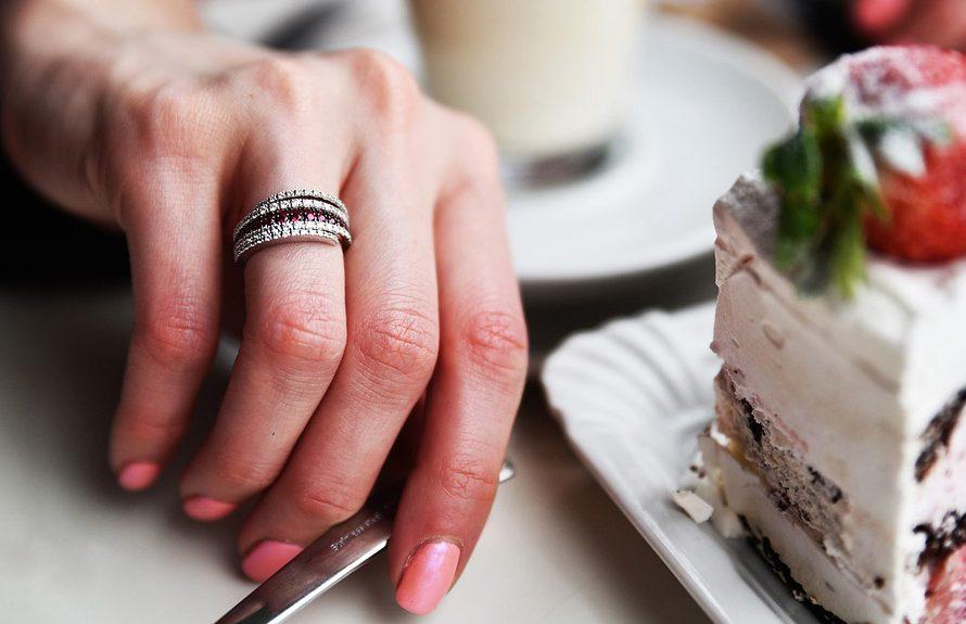 Nákup prstenu přes internet