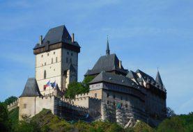 Báječný odpočinek ve společnosti českého hradu číslo jedna