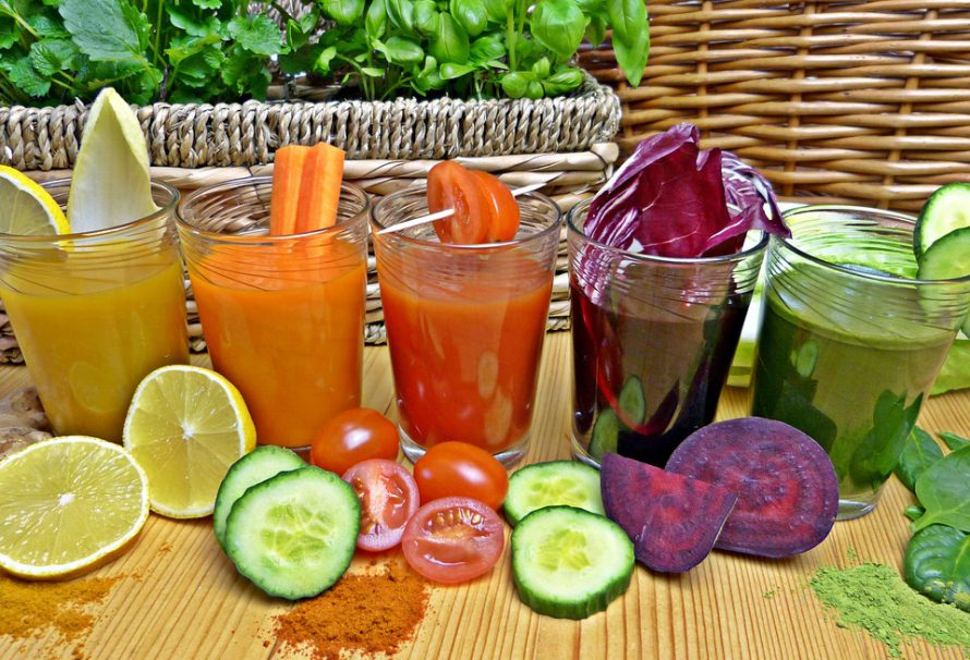 Jak na jarní detoxikaci organismu