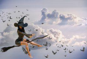 Protože moderní čarodějnice potřebují moderní koště