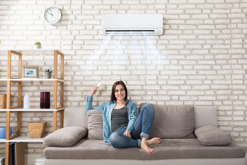 Jak správně vychladit místnost pomocí klimatizace