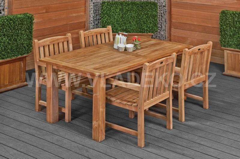 Jak vybrat zahradní nábytek, aby dobře sloužil?