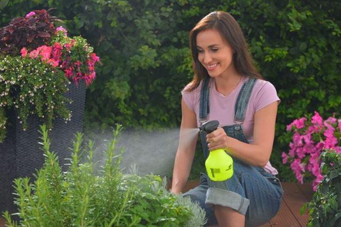 Podzimní postřik ovocných stromků zvládnete snadno s postřikovačem