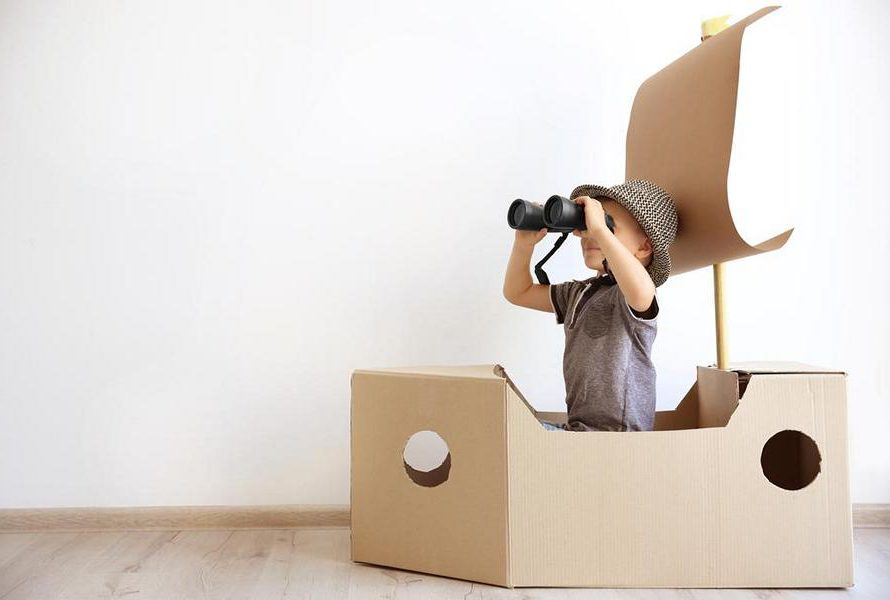 Jak v dětech podporovat kreativitu již od útlého věku?