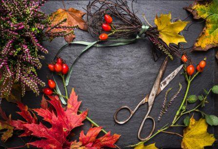 Překonejte podzimní depresi kreativním tvořením