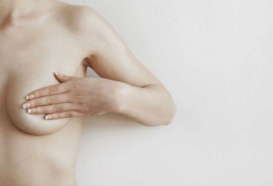 Rakovina prsu si nevybírá