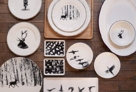 NOVINKA – Divoká i elegantní kolekce Chambord našla inspiraci v lesích u Loiry