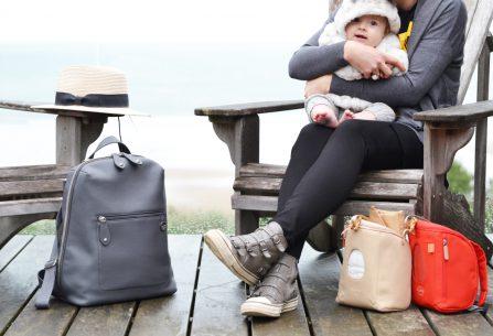 Elegance a pořádek v jedné přebalovací tašce? Vsaďte na PacaPod se systémem 3v1!