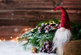Letošní Vánoce ovládli vánoční skřítci. Vyrobte si je snadno doma