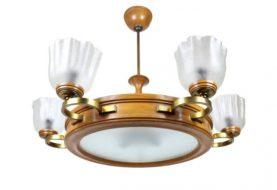 Starožitné svítidlo a žárovka. Jakou do něj vybrat pro nejlepší výsledek?